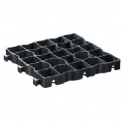 EcoGrid Permeable Grid E40 Black